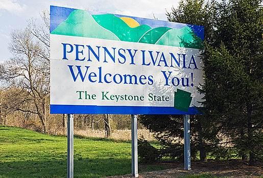 штат Пенсильвания - lazy-z.com