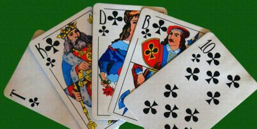 карты играть бесплатно очко