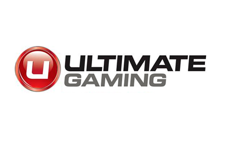 Ultimate Gaming - логотип