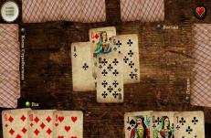 карточная игра трынька
